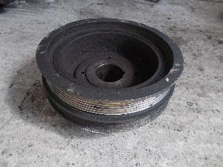 Fulie centrala arbore motor Discovery 1 2.5 tdi