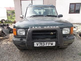 Dezmembrari Land Rover Discovery 2.5 diesel TD5 automat din 2002