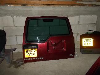 Haion Spate Land Rover Discovery 2 TD5 Piese Dezmembrari